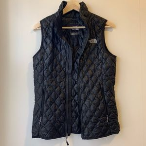 North Face Women's Thermoball Vest Puffer